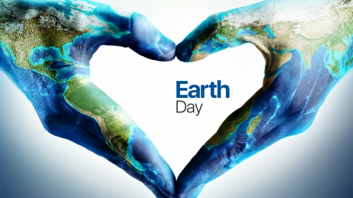 Save The World Earth Day April 22 Events QHD Wallpaper 2