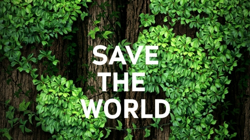 Save The World Earth Day April 22 Events QHD Wallpaper