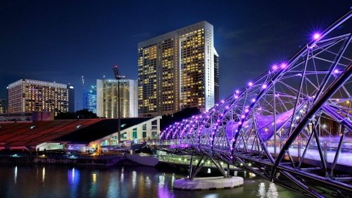 Sights And Scenes Of Beautiful Singapore HD Wallpaper 10