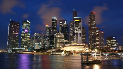 Sights And Scenes Of Beautiful Singapore HD Wallpaper 13