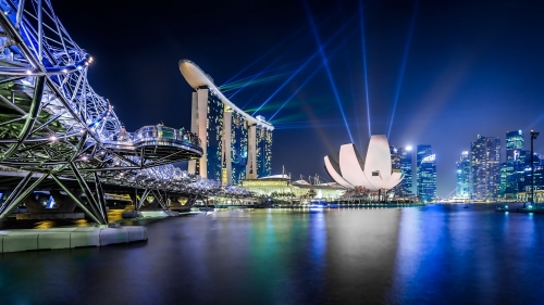 Sights And Scenes Of Beautiful Singapore HD Wallpaper 15
