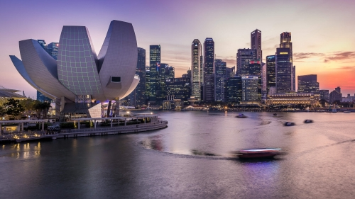 Sights And Scenes Of Beautiful Singapore HD Wallpaper 16