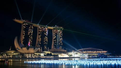 Sights And Scenes Of Beautiful Singapore HD Wallpaper 22