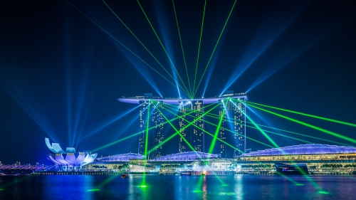 Sights And Scenes Of Beautiful Singapore HD Wallpaper 25