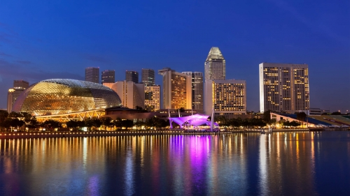 Sights And Scenes Of Beautiful Singapore HD Wallpaper 31