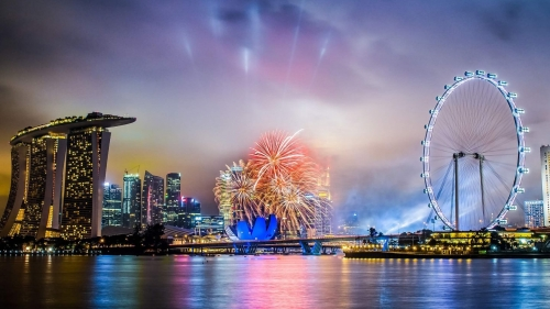 Sights And Scenes Of Beautiful Singapore HD Wallpaper 32