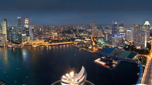 Sights And Scenes Of Beautiful Singapore HD Wallpaper 33