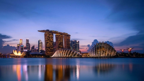 Sights And Scenes Of Beautiful Singapore HD Wallpaper 35