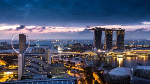 Sights And Scenes Of Beautiful Singapore HD Wallpaper 36