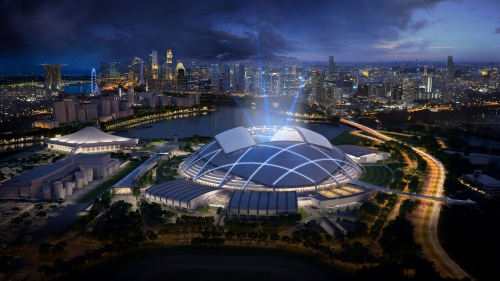 Sights And Scenes Of Beautiful Singapore HD Wallpaper 37