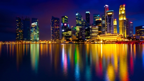 Sights And Scenes Of Beautiful Singapore HD Wallpaper 39