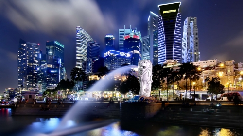 Sights And Scenes Of Beautiful Singapore HD Wallpaper 4