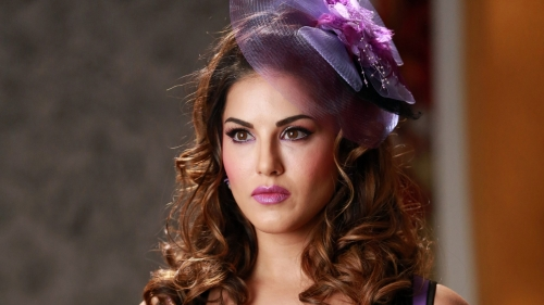 Sunny Leone Indian Film Actress HD Wallpaper 5