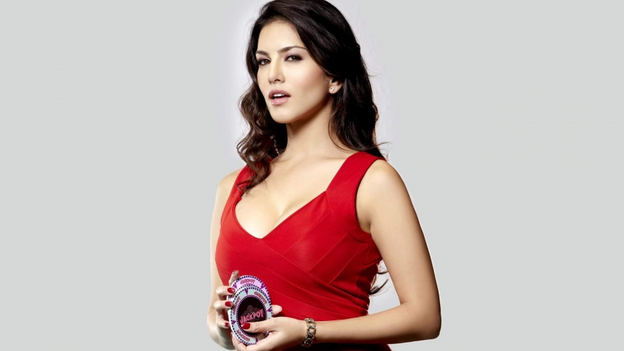 Sunny Leone Indian Film Actress HD Wallpaper