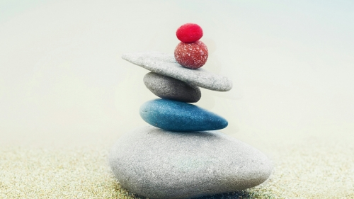 The Balancing Act Photography QHD Wallpaper