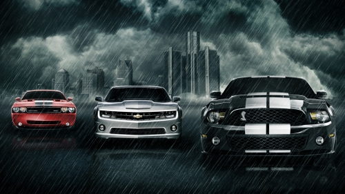 The Band Of Arrogance Car HD Wallpaper