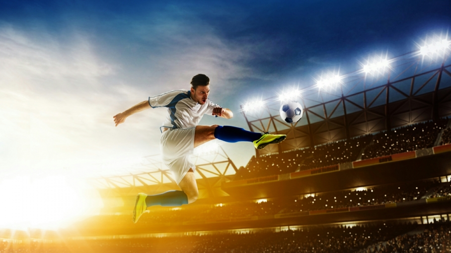 Stadium Soccer Football Sports Qhd Wallpaper 2560x2560: The Kick Soccer Football Sports QHD Wallpaper 3