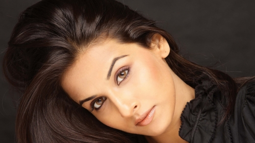 Vidya Balan Indian Film Actress HD Wallpaper