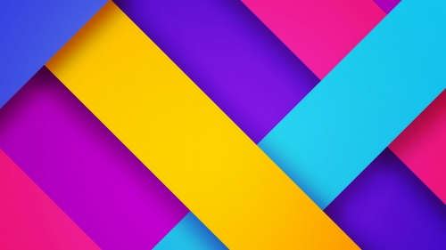 Weaving Pattern Of Colors Abstract QHD Wallpaper