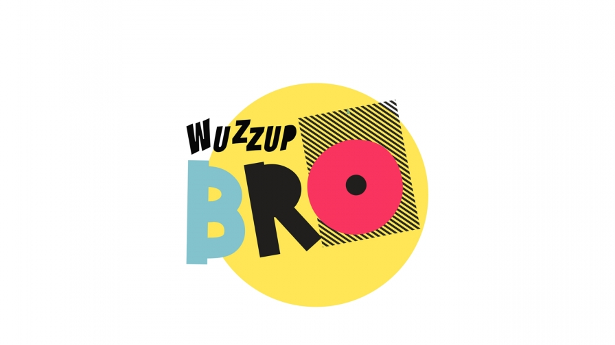 Wuzzup Bro Vector QHD Wallpaper