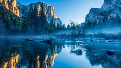 Yosemite 3   Nature HD Wallpaper