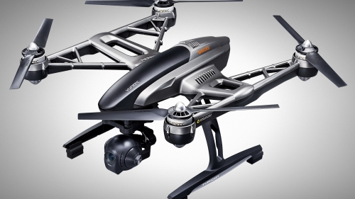 Yuneec Typhoon Quadcopter Drone View HD Wallpaper